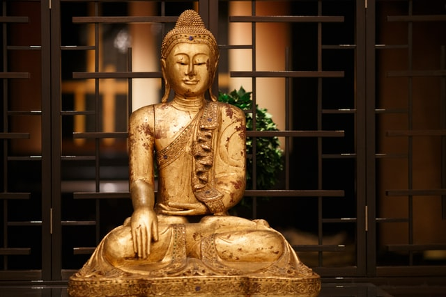 Golden Buddha of Phnom Penh